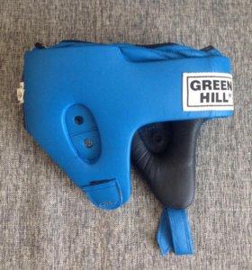 Шлем Green-Hill синий