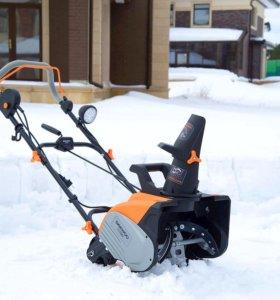 Снегоуборщик электрический DAEWOO DAST 2600E