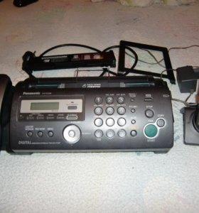 Телефон/факс/принтер Panasonic