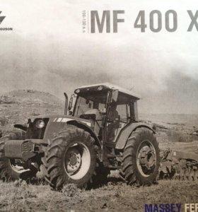Трактор MASSEY FERGUSON