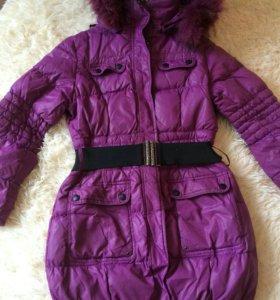 Две демисезонные куртки
