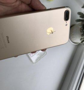 Новый iPhone 7plus, 128гб (Gold)❗️❗️❗️