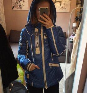Куртка богнер зима