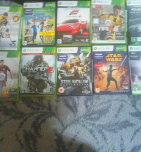 Xbox360 с Kinect