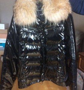 Куртка мужская зимняя BIKKEMBERGS