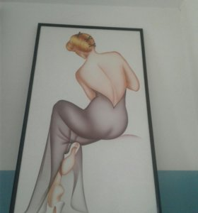 Картина 80×45