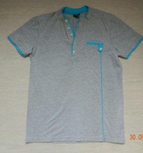 4 мужские футболки