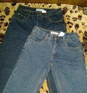 Мужские джинсы, размер 46