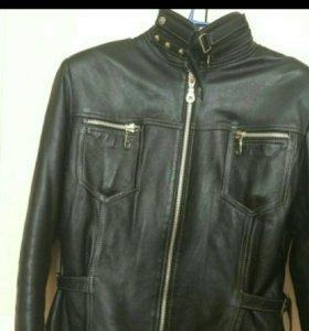 Куртка из натуральной кожи (косуха)