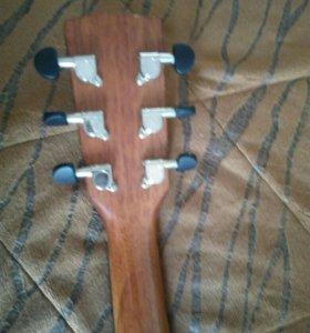 Гитара cort + чехол rock bag