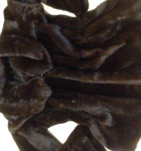 ☃️🌨❄️продам шубку норковую качественный мех