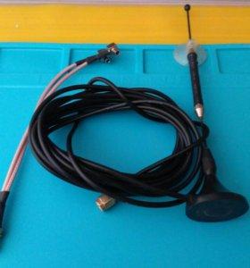 Антенна-усилитель для USB модема
