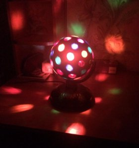 Шар - светильник