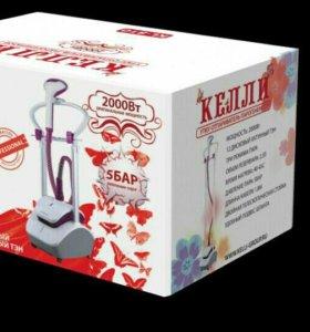 Профессиональный отпариватель-парогенератор KELLI