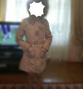 Куртка зимняя,на девочку