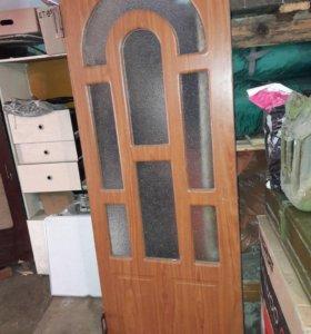 Дверь межкомнатная на 70 см