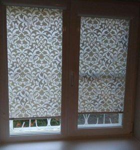 Жалюзи  и шторы для пластиковых окон и балконов!