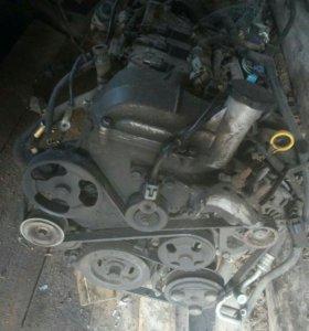 Двигатель на мазду 3