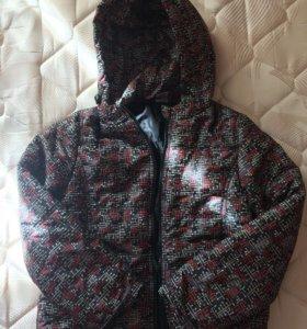 Куртка детская осень-зима.