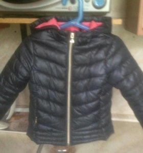 Куртка ZARA 110-116