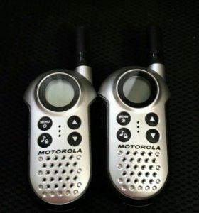 Радиостанции Motorola TLKR T4