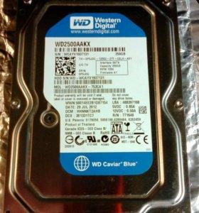 HDD 250 GB в компьютер
