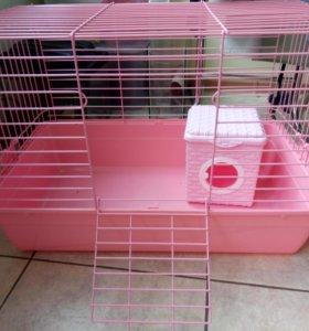 Клетка для кроликов и не только..