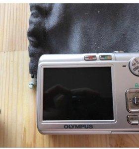 Фотоаппарат olympus FE-210