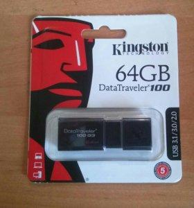 USB флешка 64 Gb 3.0