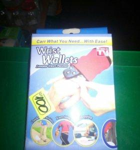 Кошелек на запястье Wrist Wallets