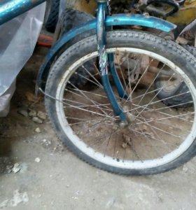 Велосипед для ребенка марка: Школьник