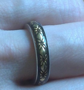 Пандора кольцо оригинал 56