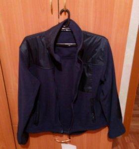 Куртка флисовая новая