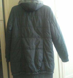 Новая.Куртка зимняя 52-54р-р