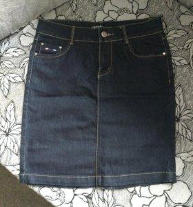 Юбка джинсовая, новая