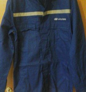 Рабочая куртка р.50,рост 185 (новая)