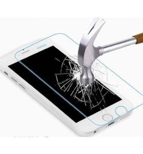 Защитные Стекла iphone 4,5,6,7.