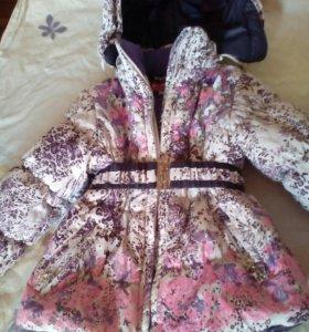 Куртки для девочки