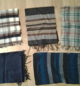Мужские шарфы