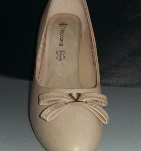 Туфли женские р.37,5 - 38