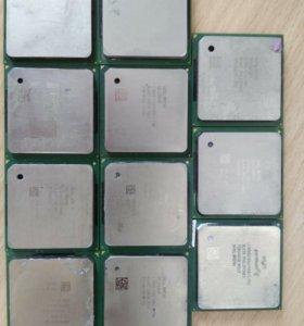Процессоры для ноутбуков и компьютеров