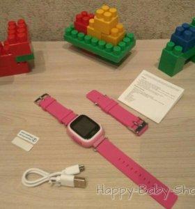 Smart часы на девочку с GPS трекером , акция !!!