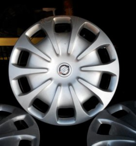 Колпаки(3 шт) от Nissan Almera g 15. Радиус 15.