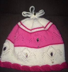 Тёплые шапочки