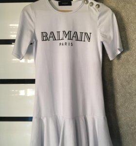Платья Balmain Paris (белое)