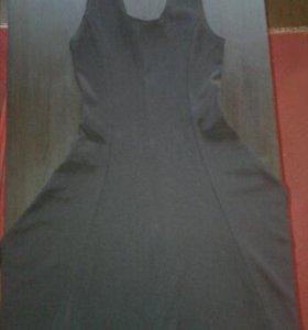 Новое черное платье для девушки