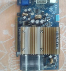 Gigabyte GeForce 7600 256mb