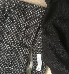 Брюки +блуза H&M