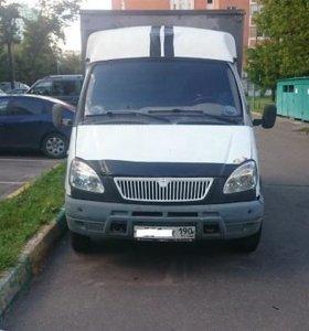 Газель ГАЗ 3302 будка