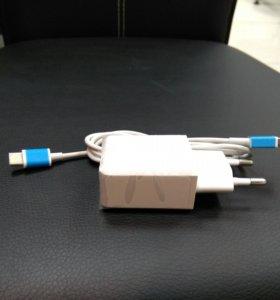 Type C, зарядное устройство